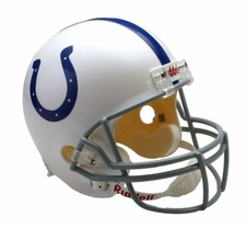Indianapolis Colts Full-Size Deluxe Replica Helmet