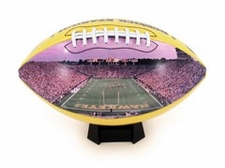 Iowa Hawkeyes Full Size Stadium Football