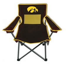 Iowa Hawkeyes Monster Mesh Chair
