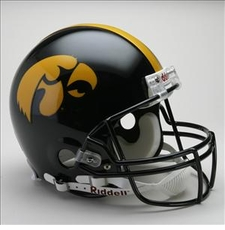 Iowa Hawkeyes Riddell Pro Line Authentic Helmet