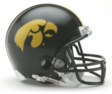 Iowa Hawkeyes Riddell Replica Mini Helmet