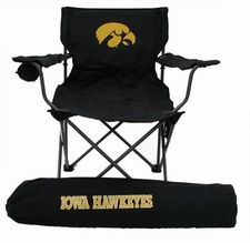 Iowa Hawkeyes Rivalry Adult Chair
