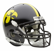 Iowa Hawkeyes Schutt Authentic Full Size Helmet