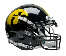 Iowa Hawkeyes Schutt XP Authentic Helmet