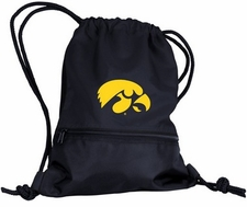 Iowa Hawkeyes String Pack / Backpack