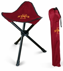 Iowa State Cyclones Folding Stool