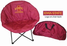 Iowa State Cyclones Round Sphere Chair