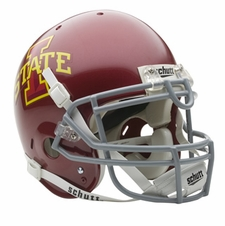 Iowa State Cyclones Schutt Authentic Full Size Helmet