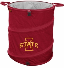 Iowa State Cyclones Tailgate Trash Can / Cooler / Laundry Hamper