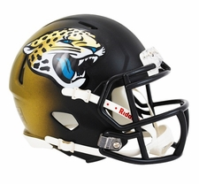 Jacksonville Jaguars 2013 Speed Mini Helmet