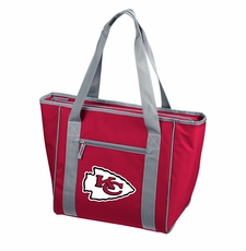 Kansas City Chiefs  30 Can Cooler Tote