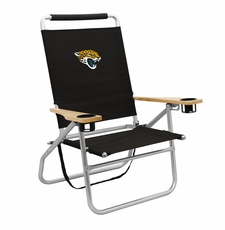 Jacksonville Jaguars  - Seaside Beach Chair