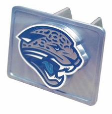 Jacksonville Jaguars Trailer Hitch Cover