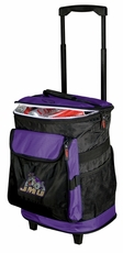 James Madison Dukes Rolling Cooler