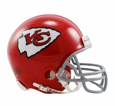 Kansas City Chiefs 1963-73 Throwback Replica Mini Helmet