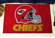"Kansas City Chiefs 20""x30"" Starter Floor Mat"