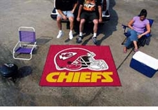 Kansas City Chiefs 5'x6' Tailgater Floor Mat