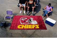 Kansas City Chiefs 5'x8' Ulti-mat Floor Mat