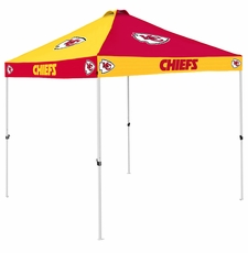 Kansas City Chiefs  - Checkerboard Tent