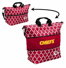 Kansas City Chiefs  - Expandable Tote (patterned)