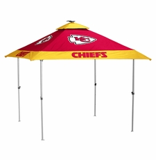 Kansas City Chiefs  - Pagoda 10x10 Tent