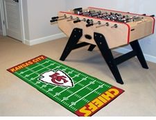 "Kansas City Chiefs Runner 30""x72"" Floor Mat"