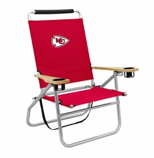 Kansas City Chiefs  - Seaside Beach Chair