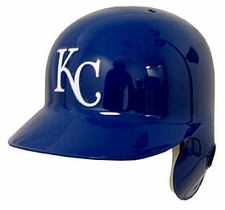 Kansas City Royals Left Flap Rawlings Authentic Batting Helmet