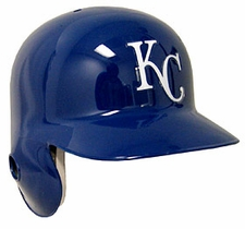 Kansas City Royals Right Flap Rawlings Authentic Batting Helmet
