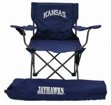 Kansas Jayhawks Rivalry Adult Chair