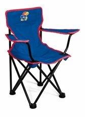 Kansas Jayhawks Toddler Chair