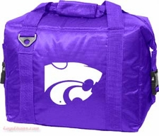 Kansas State Wildcats 12 Pack Small Cooler
