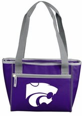 Kansas State Wildcats 16 Can Cooler Tote
