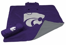 Kansas State Wildcats All Weather Blanket