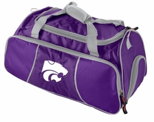 Kansas State Wildcats Athletic Duffel Bag