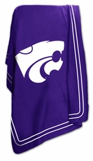 Kansas State Wildcats Classic Fleece Blanket