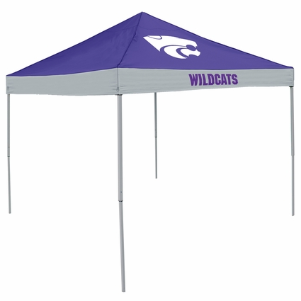 Kansas State Wildcats Economy 2-Logo Logo Canopy Tailgate Tent