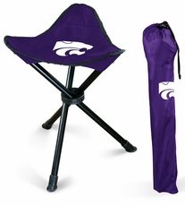 Kansas State Wildcats Folding Stool