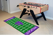 "Kansas State Wildcats Football Runner 30""x72"" Floor Mat"