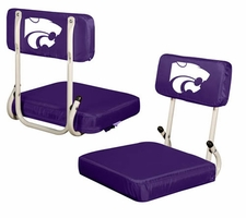 Kansas State Wildcats Hard Back Stadium Seat