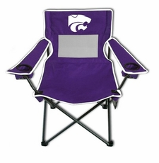 Kansas State Wildcats Monster Mesh Chair