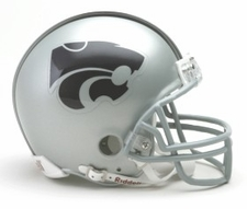 Kansas State Wildcats Riddell Replica Mini Helmet
