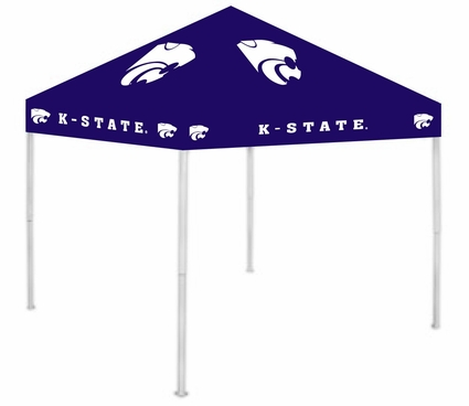 Kansas State Wildcats Rivalry Tailgate Canopy Tent