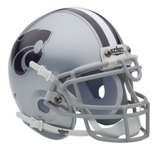 Kansas State Wildcats Schutt Authentic Mini Helmet