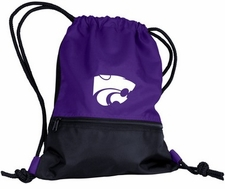 Kansas State Wildcats String Pack / Backpack