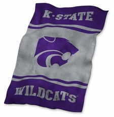 Kansas State Wildcats UltraSoft Blanket