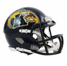Kent State Golden Flashes Navy Riddell Speed Mini Helmet