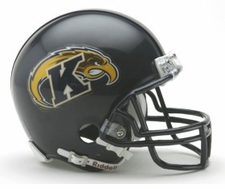 Kent State Golden Flashes Riddell Replica Mini Helmet