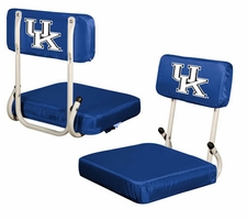 Kentucky Wildcats Hard Back Stadium Seat
