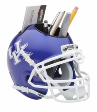 Kentucky Wildcats Helmet Desk Caddy